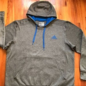 Adidas Go-To Hoodie Sweatshirt Men's Extra Large